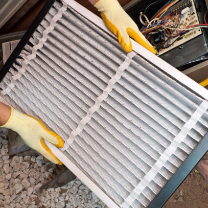 Different Types of Air Filters for your Buffalo Home
