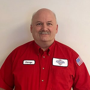 George Woodard, Quality Control Manager for Reimer Home Services.
