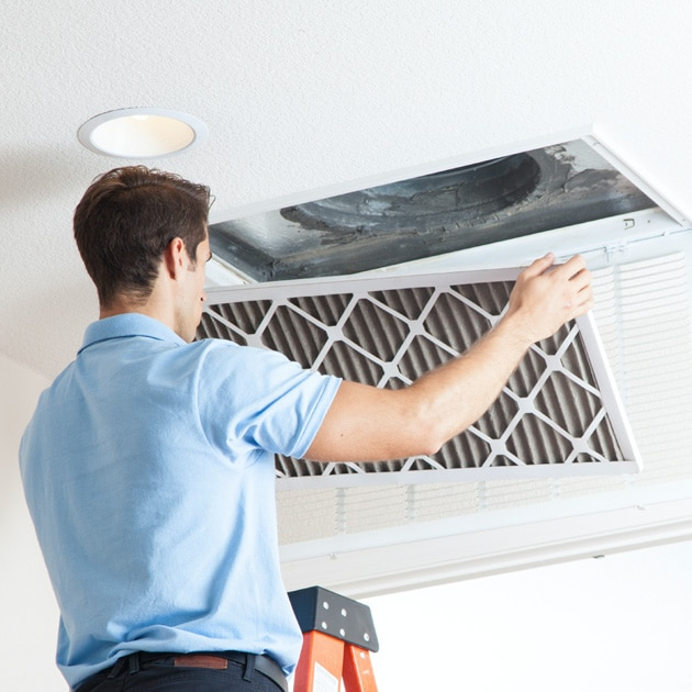 Is your Ductwork in Need of Repair?