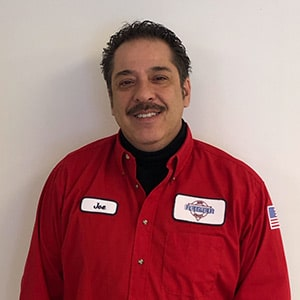 Joe Catuzza, the Vice President and General Manager of Reimer Home Services.
