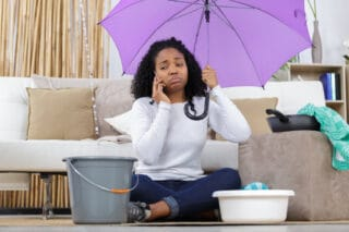 Do you Have a Water Leak Inside Your Home?